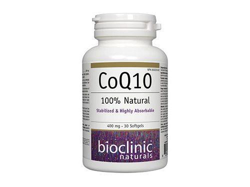 CoQ10-100% Natural