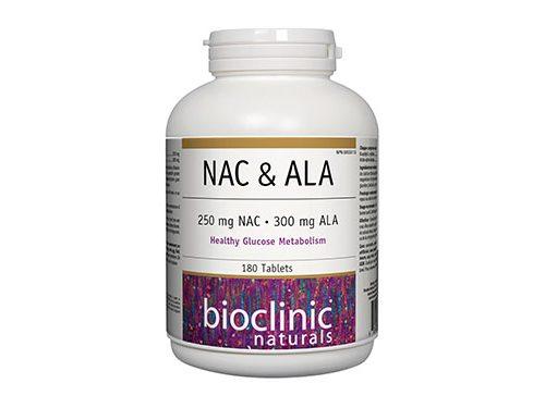 NAC & ALA