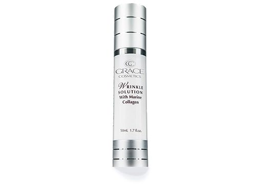 Platinum Wrinkle Solution with Marine Collagen